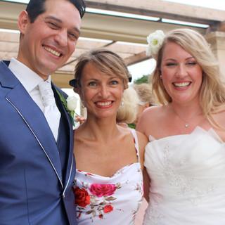 Finca Hochzeit Mallorca mit Hochzeitsred