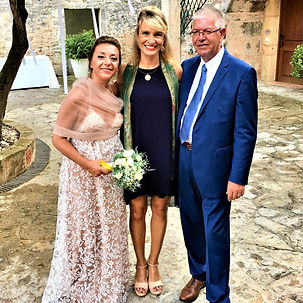 Zweisprachige Hochzeitszeremonie Mallorc