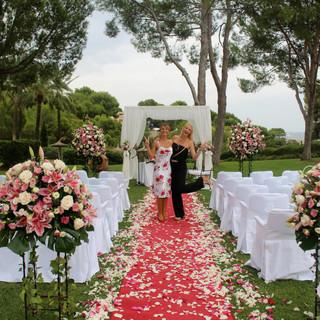Flower Power Wedding at Mardavall Mallor