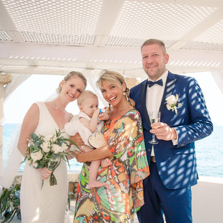 Free Baby-naming ceremony in Mallorca