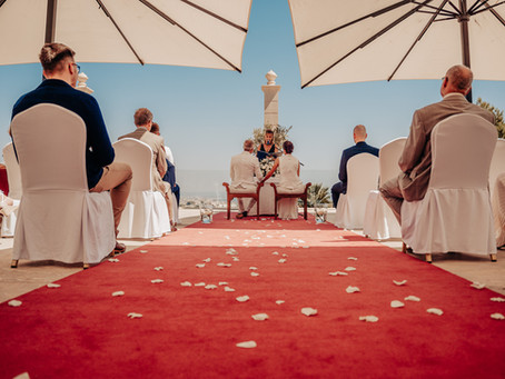 Heiraten in Zeiten von Covid 19 auf Mallorca