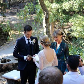 Hochzeit in den Bergen Mallorcas mit Cla