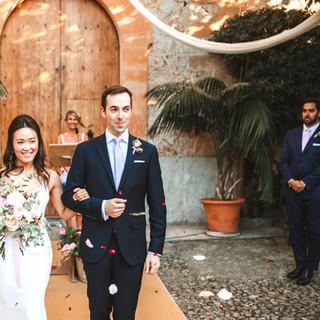 Wedding at Son Togores Mallorca
