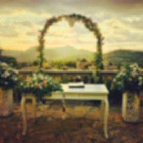 Wedding ceremonies Mallorca. Hochzeitsze
