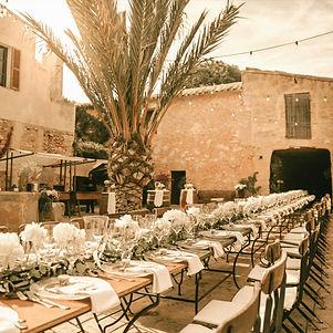 Finca Alaiar Mallorca Hochzeiten