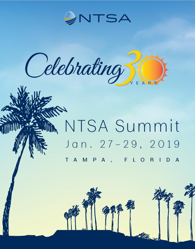 NTSA Summit Branding