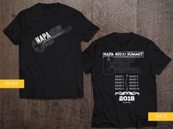 T-SHIRT - NAPA Conference 2018
