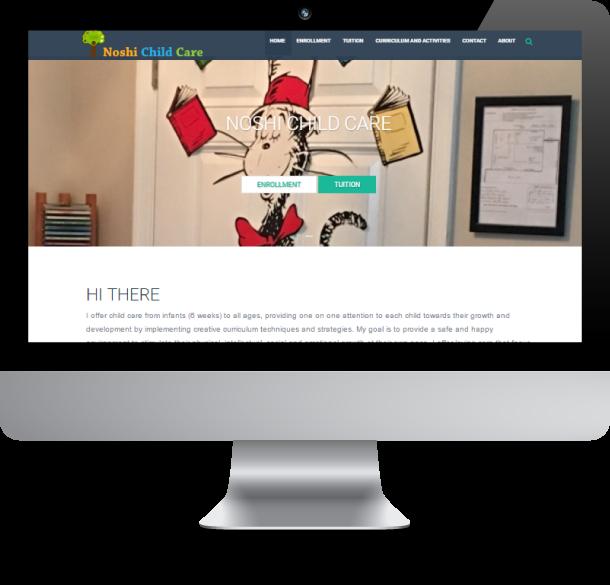 NCC Website Project