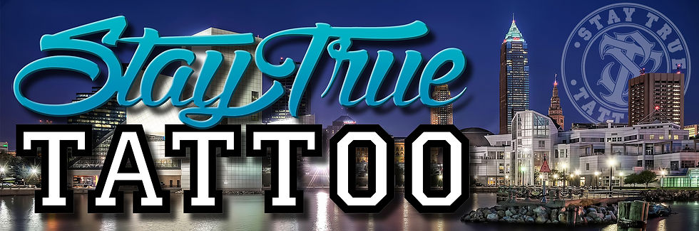 Stay True Tattoo - Mentor Ohio
