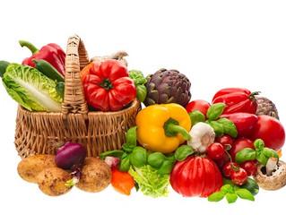 Più cereali, legumi, ortaggi e frutta (I parte)