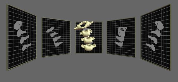 Motion Perception in VR