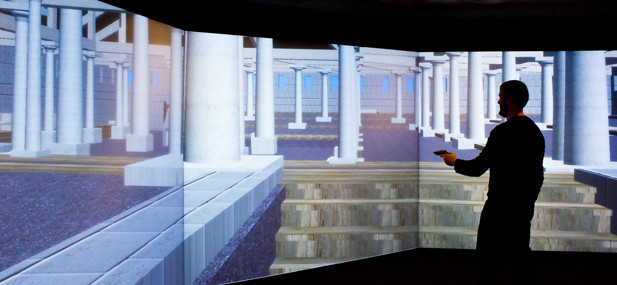 Ancient Greek Oratorical Performance in Virtual Reality