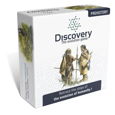 Discovery : the evolution game – the English versions are finally on their way !