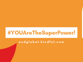 The #YOUAreTheSuperPower Campaign is Here!