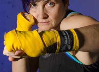 Self-Defense as Social Justice -- Spotlight on Jay O'Shea