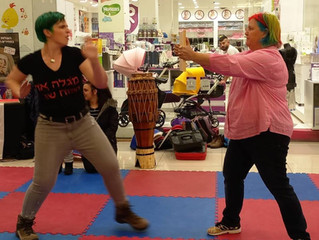 "A Response to ""Kickboxing, Rape, and the Myth of Self-Defense"""