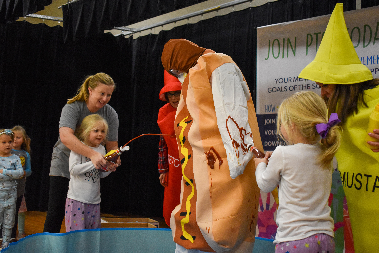 Prep the Principal as a Hot Dog