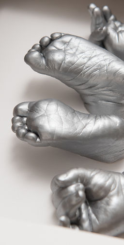 3D Baby Hand & Feet Casts I St Albans I Ten Teeny Toes I