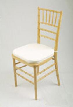Natural Chiavari Chairs