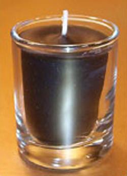 Shot Glass Votive Holder