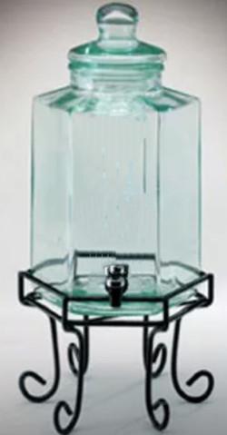 Octogan Beverage Dispenser