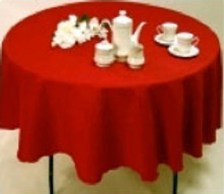 Round Table Linens