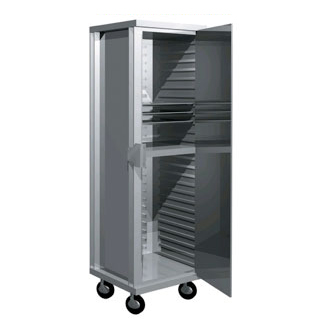 Closed Sheet Pan Cart