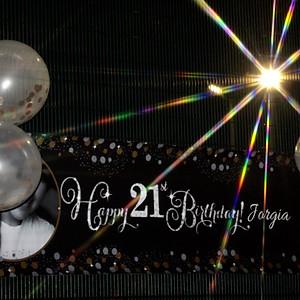 Jorgia's 21st Party