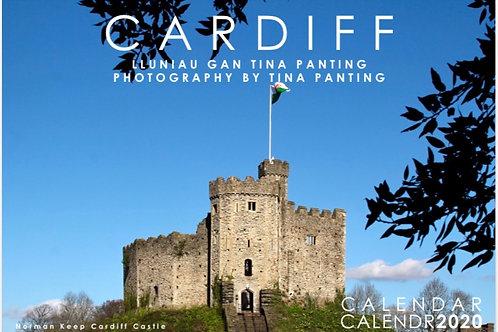 Cardiff 2020 Calendar