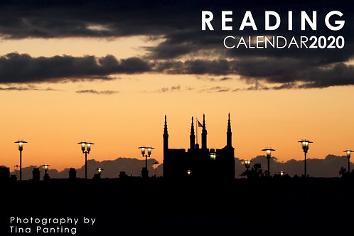 Reading 2020 Calendar