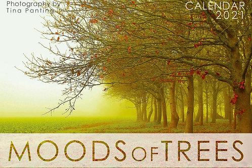 Moods of Trees Calendar 2021