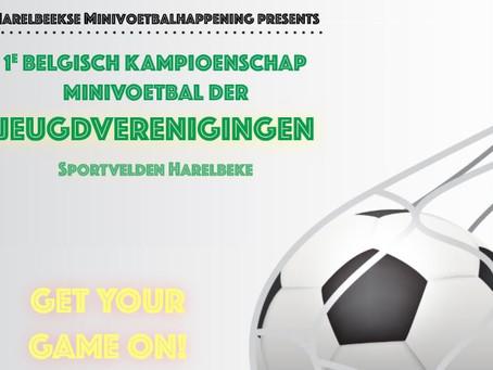 1e Belgisch Kampioenschap voor jeugdverenigingen