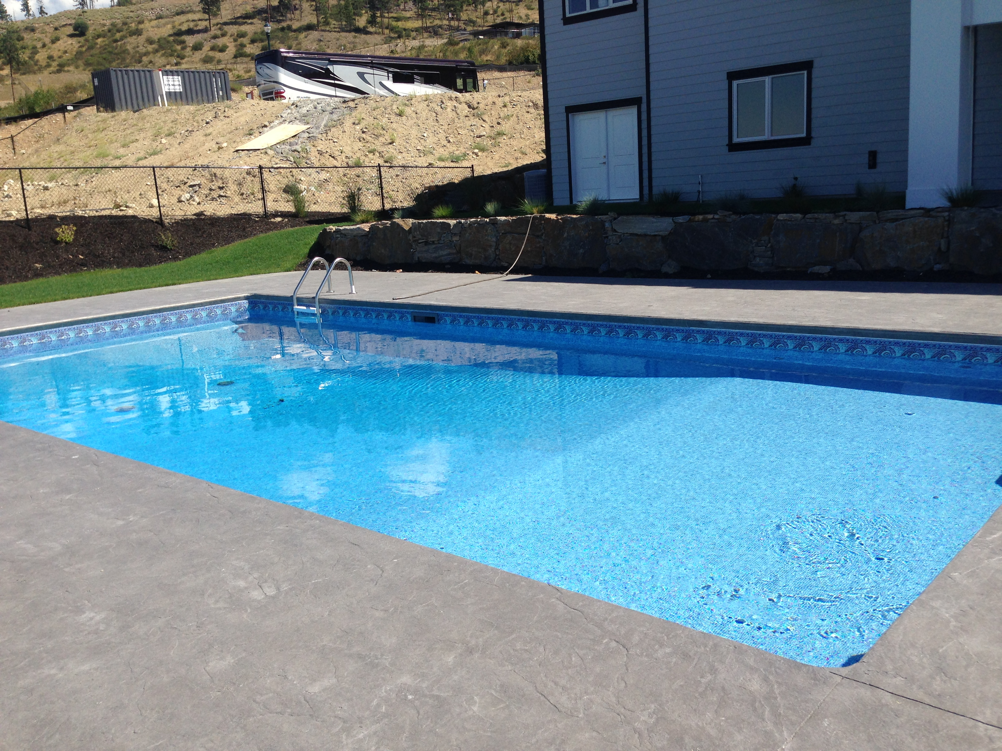 pool by impact builders