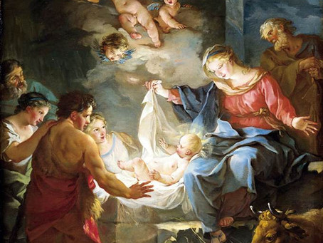 """Hymn Study for Advent: """"Saviour of the Nations, Come"""""""
