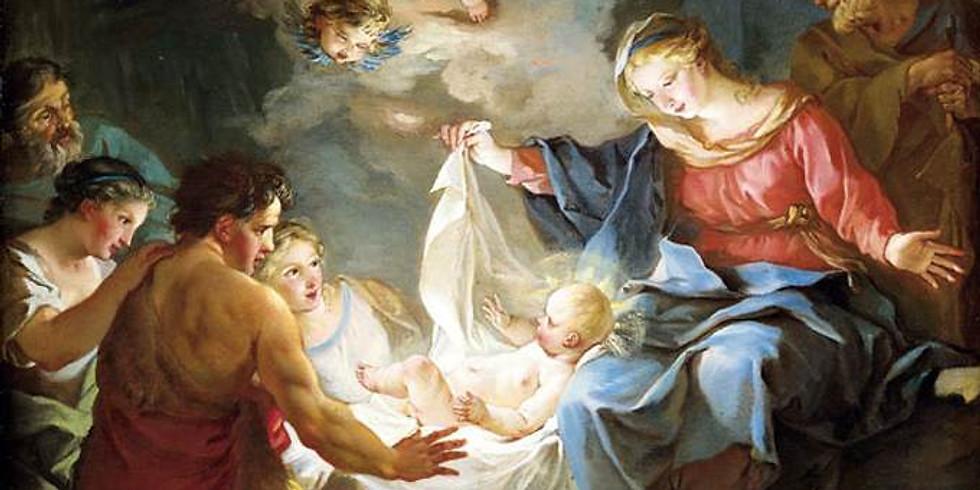 41st Annual Live Nativity Scene (Day 2)