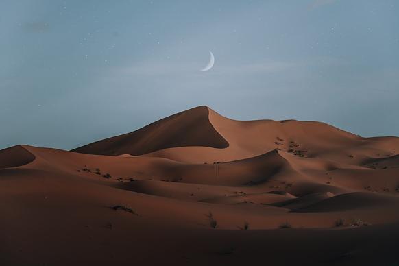 Sand Dune Morocco Night1.png