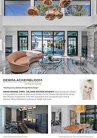 Debra Ackerbloom - Vanity Fair June 2021