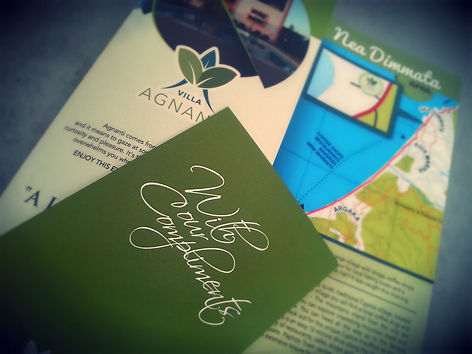 Paphos, Agency, Design