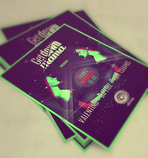 Creative Flyer Design, Graphic Design