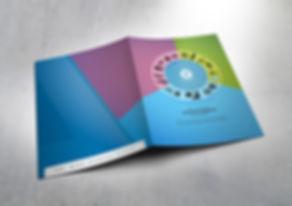 Folder Graphic Design, branding
