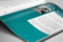 Brochure, Trifold, Design
