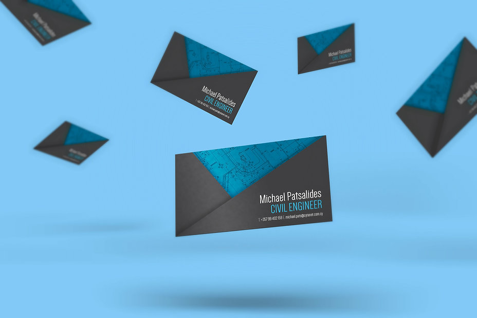 Business Card, design