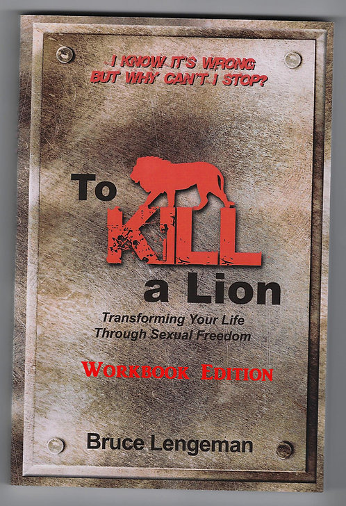 To Kill A Lion- Workbook