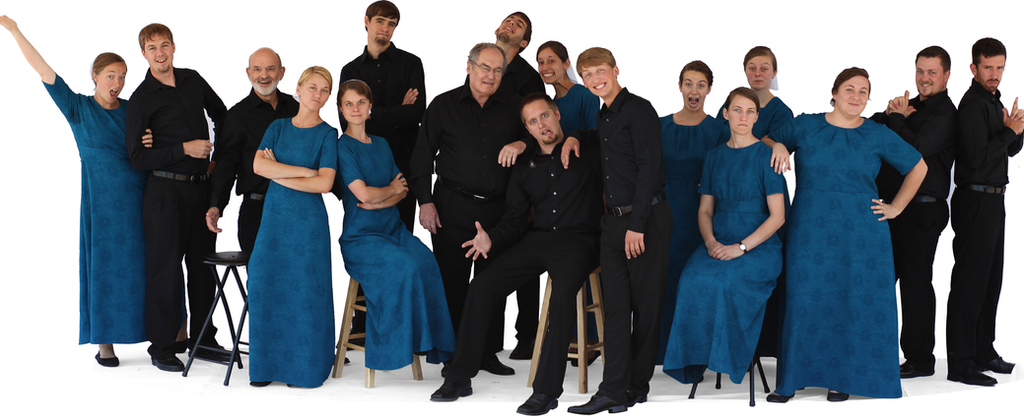 Laudate Mennonite Ensemble