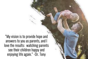 testimonial from Dr. Tony