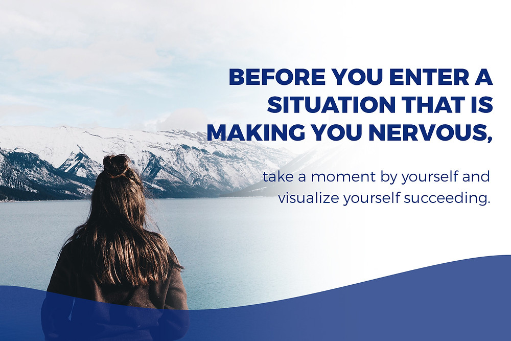 visualize yourself succeeding