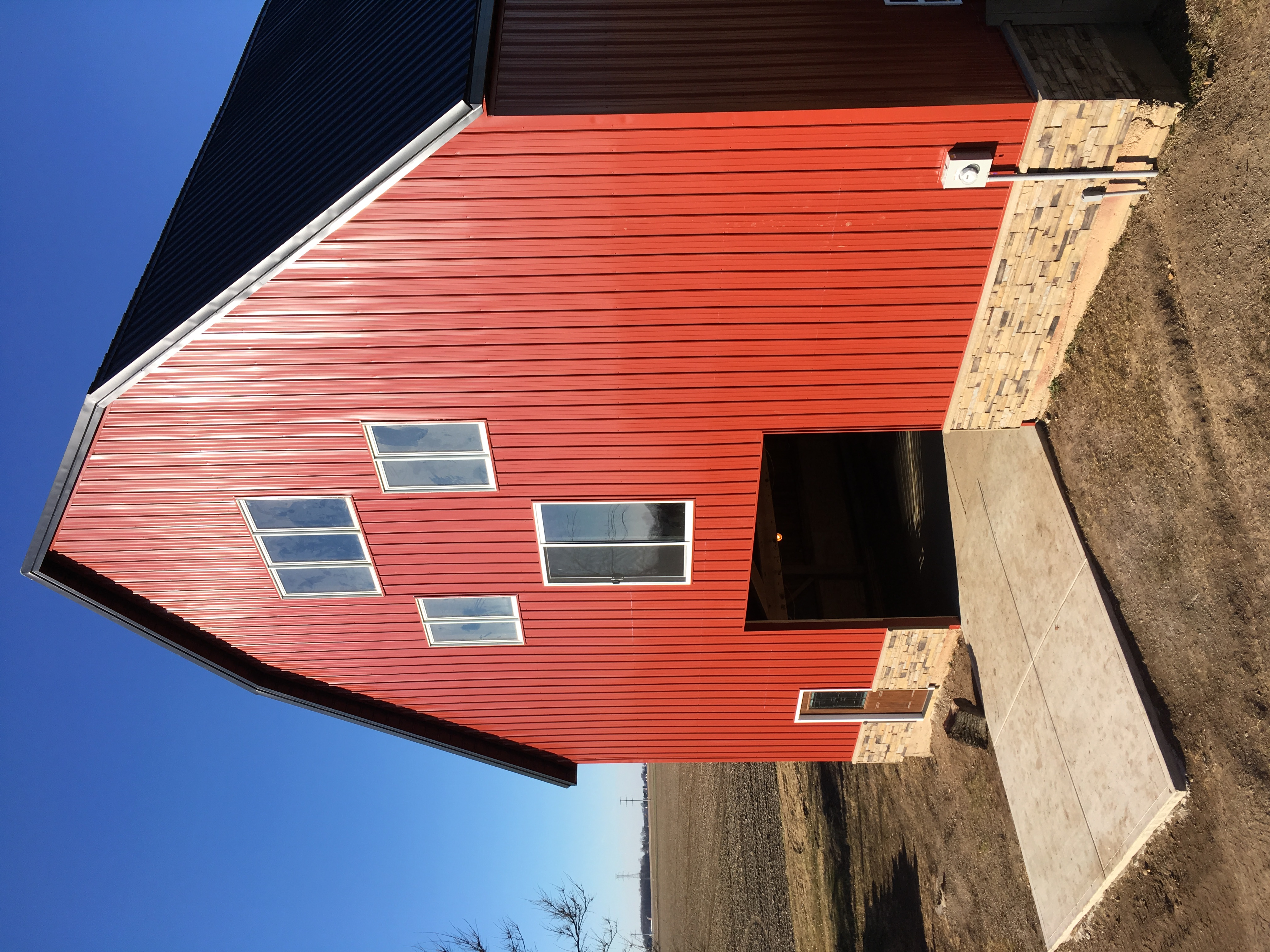Barn Restoration- AFTER