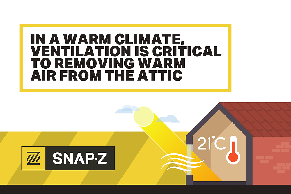 warm climate ventilation