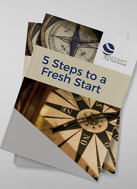 A & C - 5 Steps to a Fresh Start