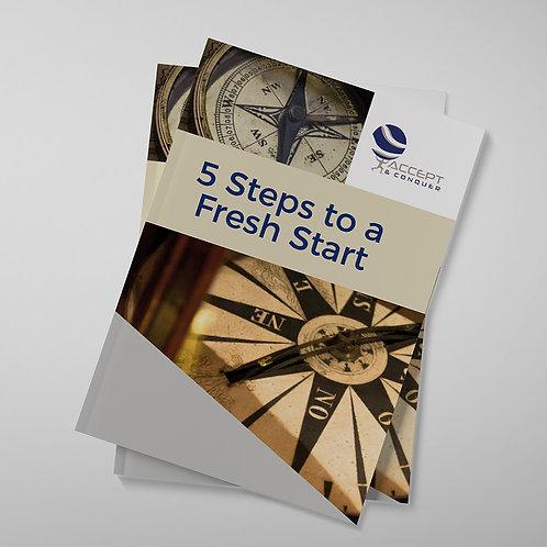 A & C - 5 Steps to a Fresh Start